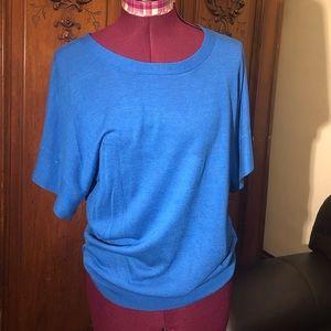 Banana Republic short sleeve fall/winter sweater